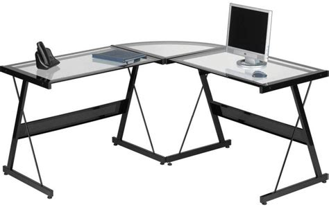 z line glass desk z line desks hostgarcia