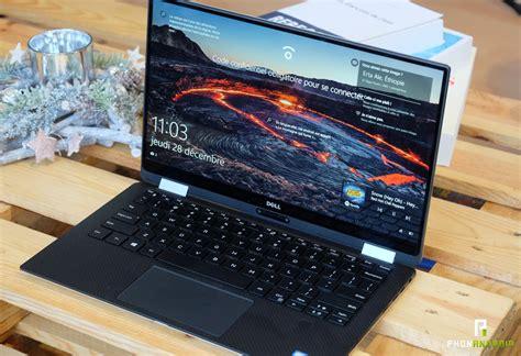 test dell test du dell xps 13 2 en 1 l ultra portable hybride
