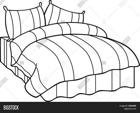 bed vector comfortable bed vector photo bigstock