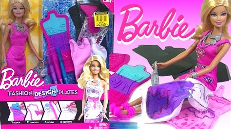 design clothes for your doll barbie fashion design plates design your own barbie doll