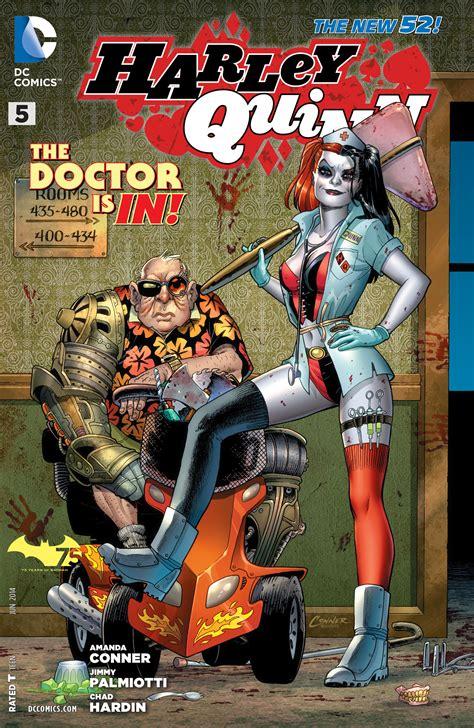Reon Comics Vol 5 harley quinn volume 2 issue 5 batman wiki fandom powered by wikia