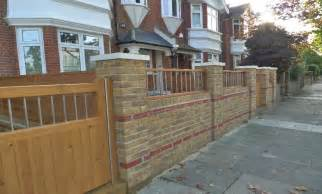 Front Garden Wall Ideas Creative Of Front Garden Wall Ideas Front Garden Brick Wall Designs Interior Home Design