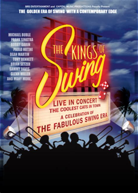 king of swing brs entertainment kings of swing