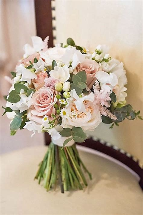 51 glamorous blush wedding bouquets that inspire for realz bridal garb wedding bouquets