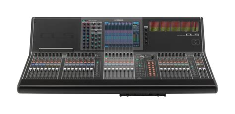 Mixer Yamaha Cl Series cl series overview mixers professional audio