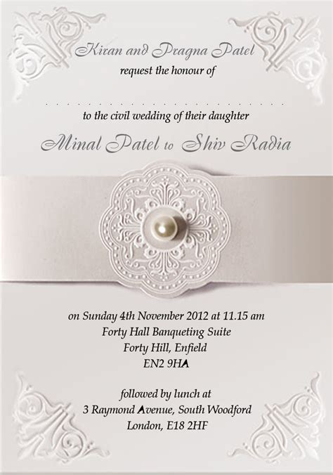 sle of wedding invitation card in pearl wedding invitation cards uk margarita weddingsoon