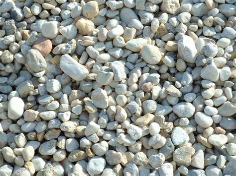 Washed Gravel White Washed Gravel