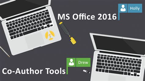 step up from collaborating to co authoring in ms word 2016