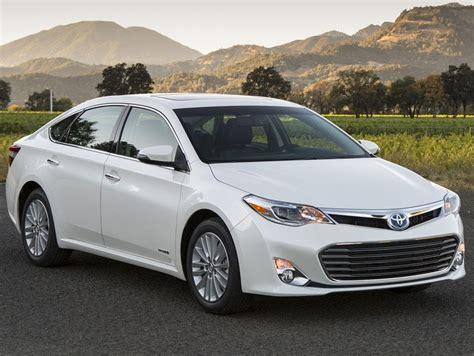2015 Toyota Avalon Hybrid 2015 Toyota Avalon Hybrid Ny Daily News