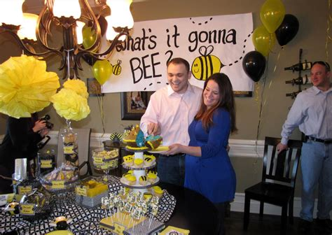 themes in an unknown girl gender reveal party it s a boy or a girl 27 shower