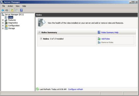 install domain controller  dns reza saputra blc telkom