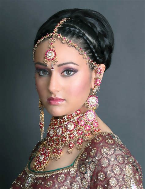 Indian Hair Types by Traditional Bridal Hairstyles For Hair 2013 Styles