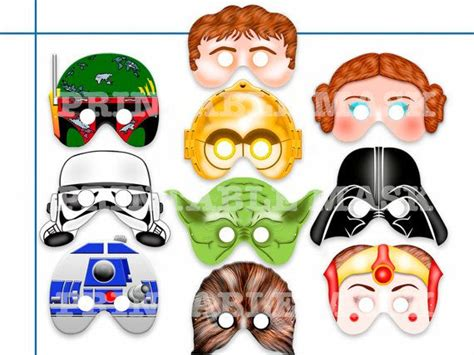 printable ewok mask 35 best ewok birthday party images on pinterest star