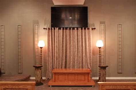 100 funeral home basement store replaces