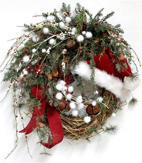country style wreaths jingle all the way country wreath by