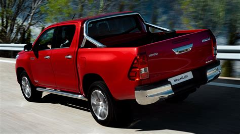 toyota hilux invincible double cab wallpapers  hd images car pixel
