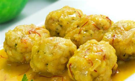 recetas de cocina rape receta de alb 243 ndigas de rape karlos argui 241 ano
