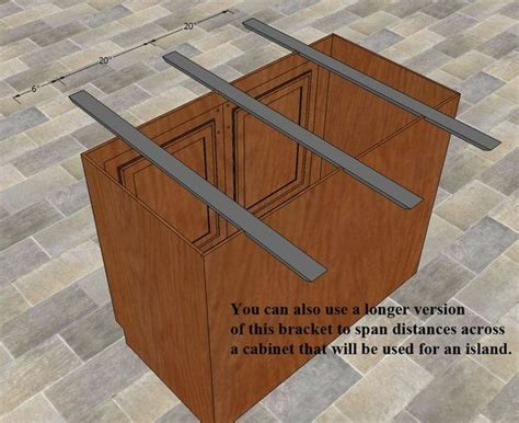 bar top support 17 best images about countertop support brackets on
