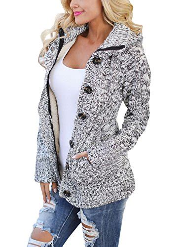 Jaket Zipper Hoodie Sweater One Direction Abu 5 annflat s autumn cable knit button cardigan