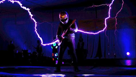 Tesla Coil Show Tesla Coil Manufacturing Performance And