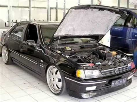 peugeot 405 tuning peugeot 405 tuning youtube