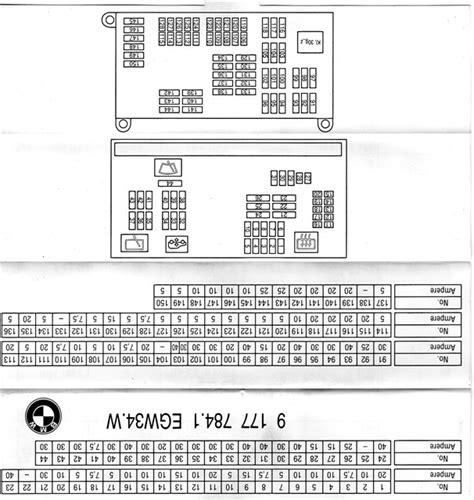 Схема предохранителей на volvo xc70