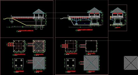 gazebo dwg gazebo dwg block for autocad designs cad