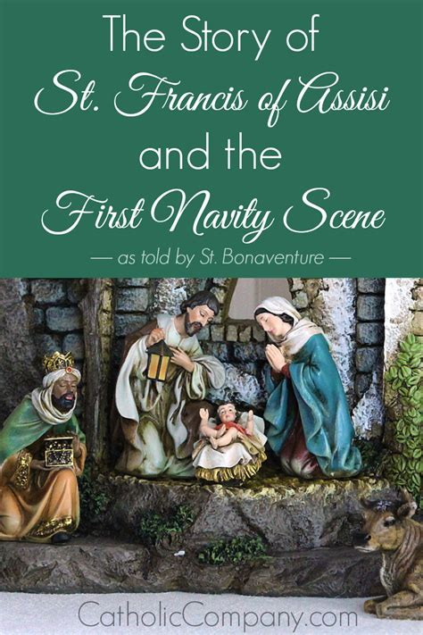 the story of st francis of assisi and the nativity