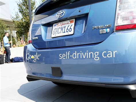Car Insurance For by Driverless Cars May End Car Insurance Business Insider