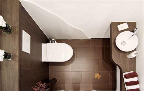 Waschbecken Kleines Gaeste Wc by Kleines G 228 Ste Wc Waschtisch Auf Ma 223