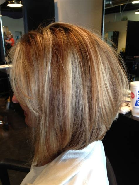 nverted bonforhick hair inverted layered bob haircut hairstyles idea me