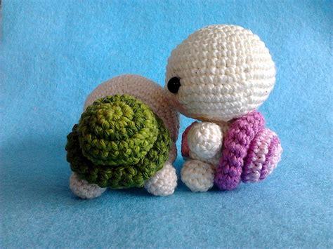 amigurumi turtle crocheted baby turtle amigurumi pdf pattern