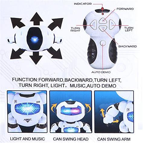 Motorrad Bekleidung Für Kinder by Test Ferngesteuerter Roboter F 195 188 R Kinder Mit Musik Licht