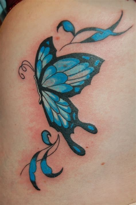 flying butterfly tattoo designs flying butterfly
