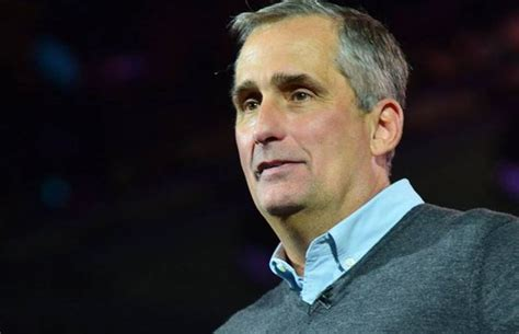 Brian Krzanich Brian Krzanich Our Strategy And The Future Of Intel