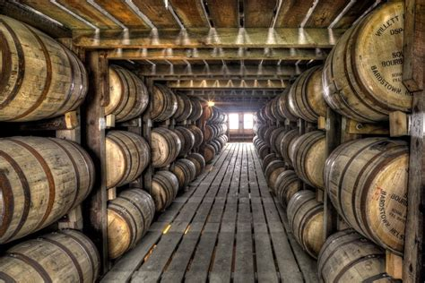 bourbon barrels for marketing american whiskey bourbon from barrel to bottle