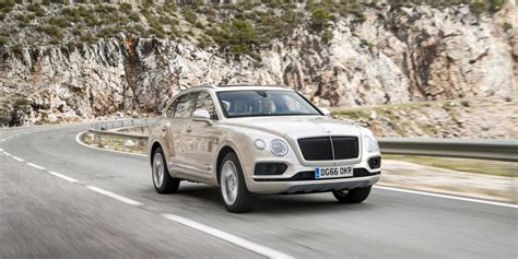 bentley bentayga truck 2017 bentley bentayga diesel review caradvice