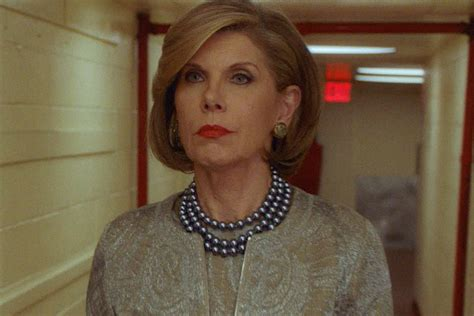 good wife hairstyle diane lockhart hairstyle fade haircut