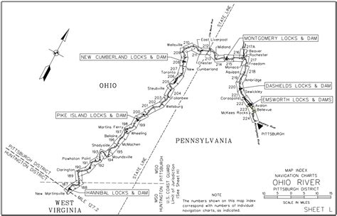 a river worth fourteen for navigating books canoe what are the navigation considerations on the ohio