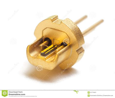 diode laser x8 laser diode stock photo image 61774407