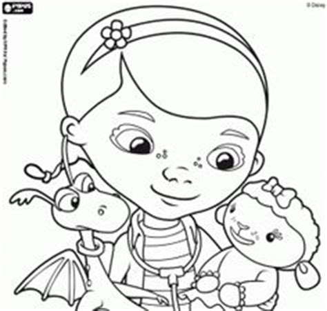 doc mcstuffins happy birthday coloring pages 1000 images about kennedy s 4th birthday party on