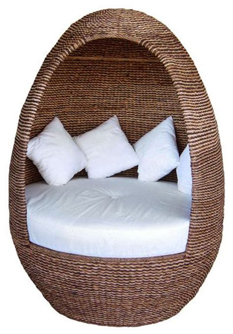 cocoon outdoor furniture neoteric igloo modern outdoor wicker lounge chair contemporary outdoor lounge chairs by