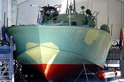 pt boat lines pt boat pt 617 an elco pt boat at the battleship cove