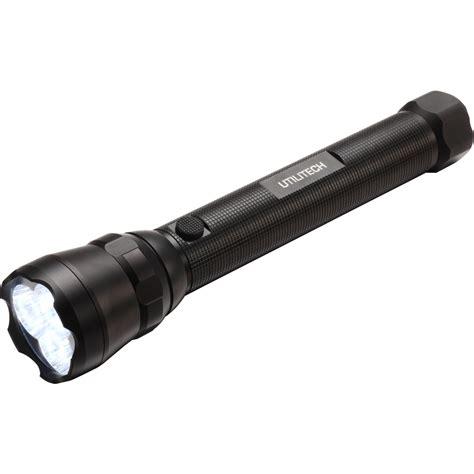 utilitech ventilation fan with led light installation shop utilitech 1 000 lumen led handheld battery flashlight