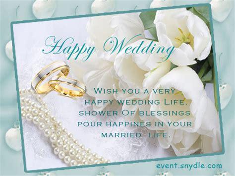 Congratulation Wedding Wishes Sles by Wish On Wedding Ceremony Wedding Ideas 2018