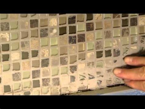 how to remove dried grout or mortar from tile