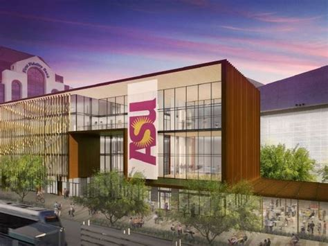 Apartments By Asu Downtown Look Proposed Degree Programs Renderings For Asu S