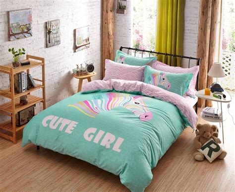cute girl comforter sets aliexpress com buy high quality 100 cotton jogo de cama