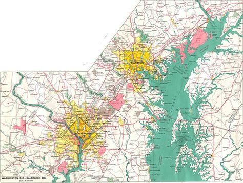 washington dc traffic map washington dc map and washington dc satellite image
