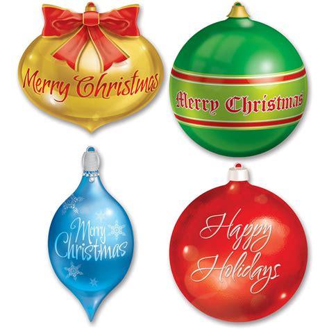 pkgd christmas ornament cutouts ziggos party